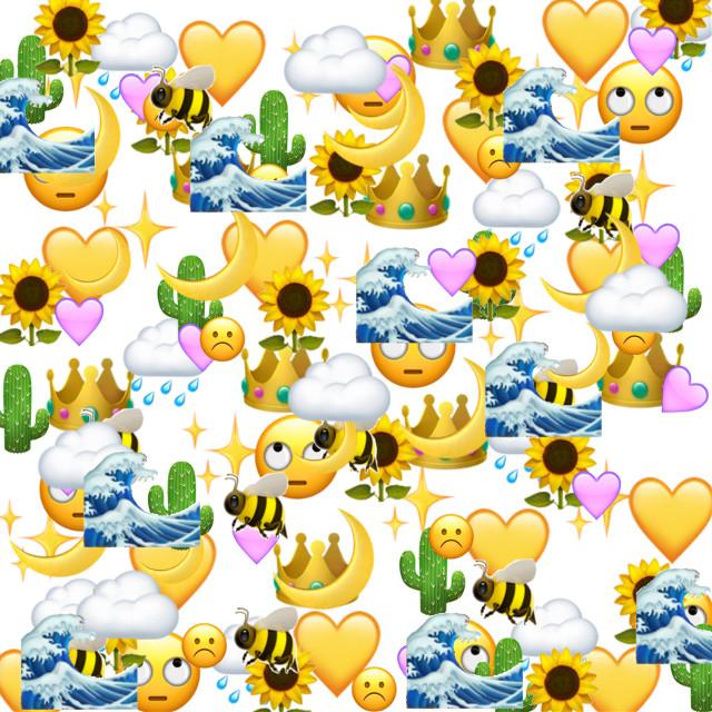 #background #emojis  #freetoedit