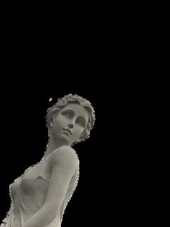 statue aesthetic tumblr art freetoedit