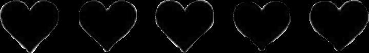 #сердечки #сердечкинадголовой #сердце #черный #black #love #любовь #night #черноесердечко #freetoedit