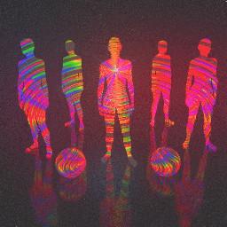 art acid rainbow ball lsd