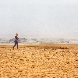 surf morning pleasure freetoedit