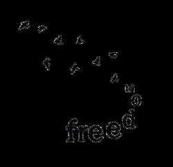 ftestickers freedom birds freetoedit