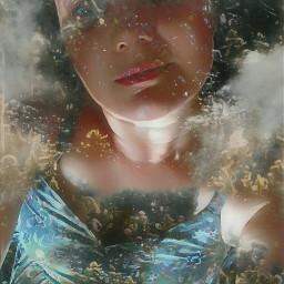 freetoedit artisticselfie autumnvibes september2019 portraitofawoman