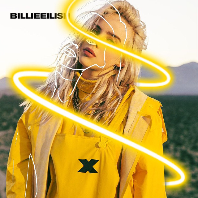 #billieeilish ❤️ #freetoedit