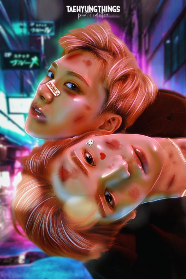 Ten and Taeyong 😱❤