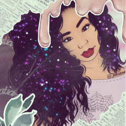 freetoedit socute redrawing mydrawing curlyhair