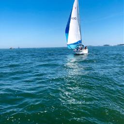 freetoedit sailing sailboat sea river