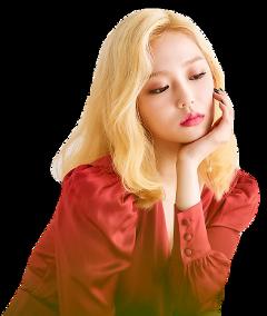 kpop clc yeeun freetoedit