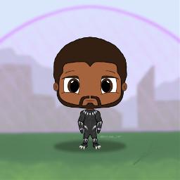 blackpanther hero black panther marvel