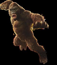 ftestickers gorilla freetoedit