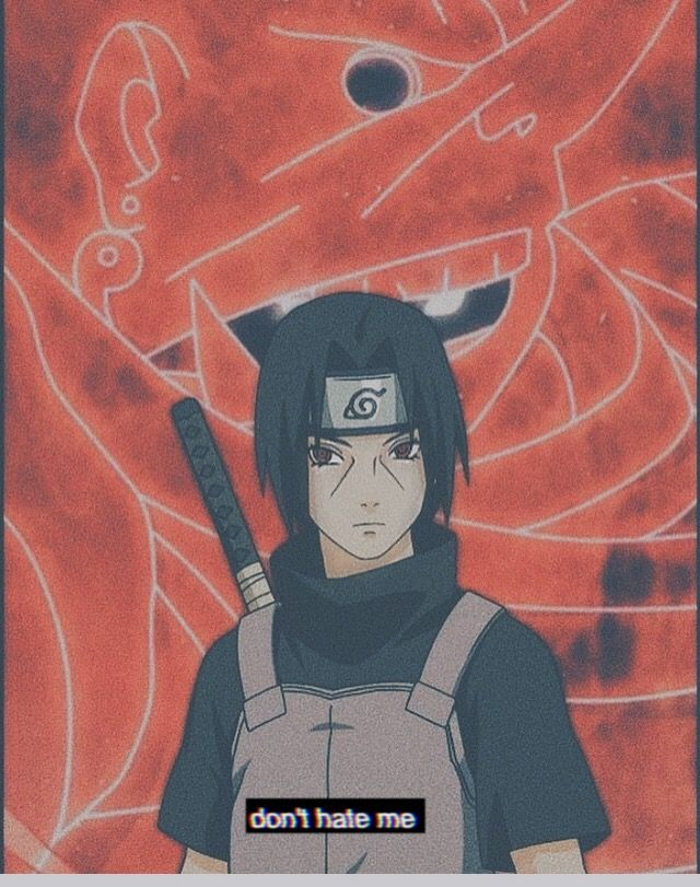 Itachi Uchiha Aesthetic Wallpaper Anime Best Images