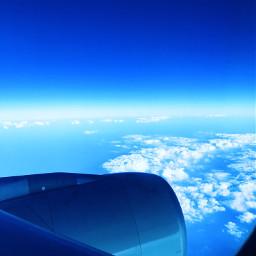 freetoedit sky travel blue bluesky