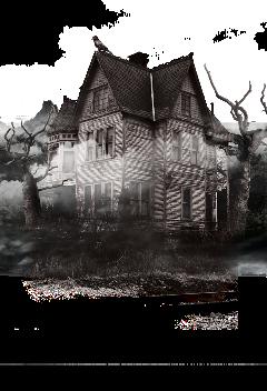 hauntedhouse house halloween freetoedit