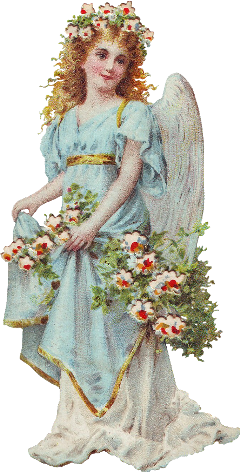 freetoedit angelic vintage ribbons lace
