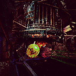 planetcrusher lynnbrewer machinery madewithpicsart