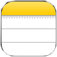 apps app iphone notes note freetoedit