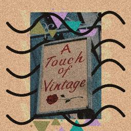 freetoedit replay picsart vintage sign