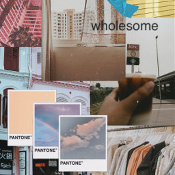 freetoedit collage aesthetic wholesome edit