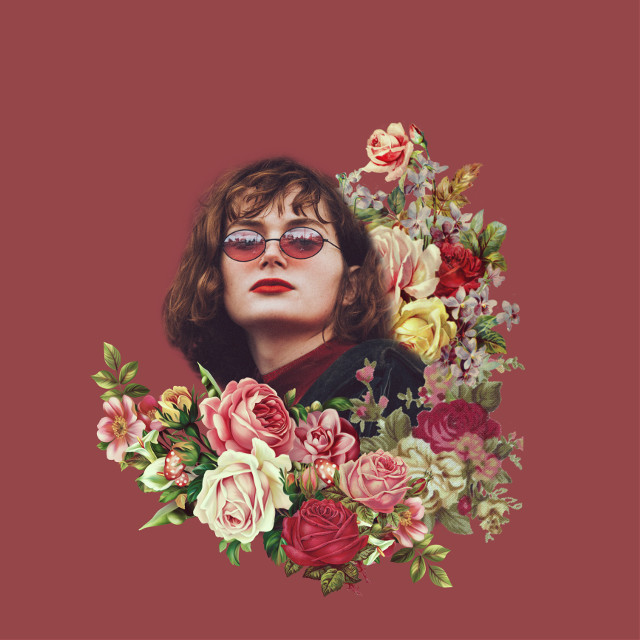 #flowers #vintage #vintageflowers #fanart  #freetoedit  #remixed from @pann70, @sopedru, @riceuzzz_riceu