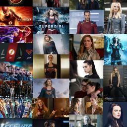 arrow arrowverse supergirl legendsoftomorrow dc