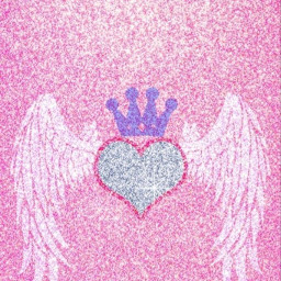 glitter neoneffect angel angelic aro freetoedit