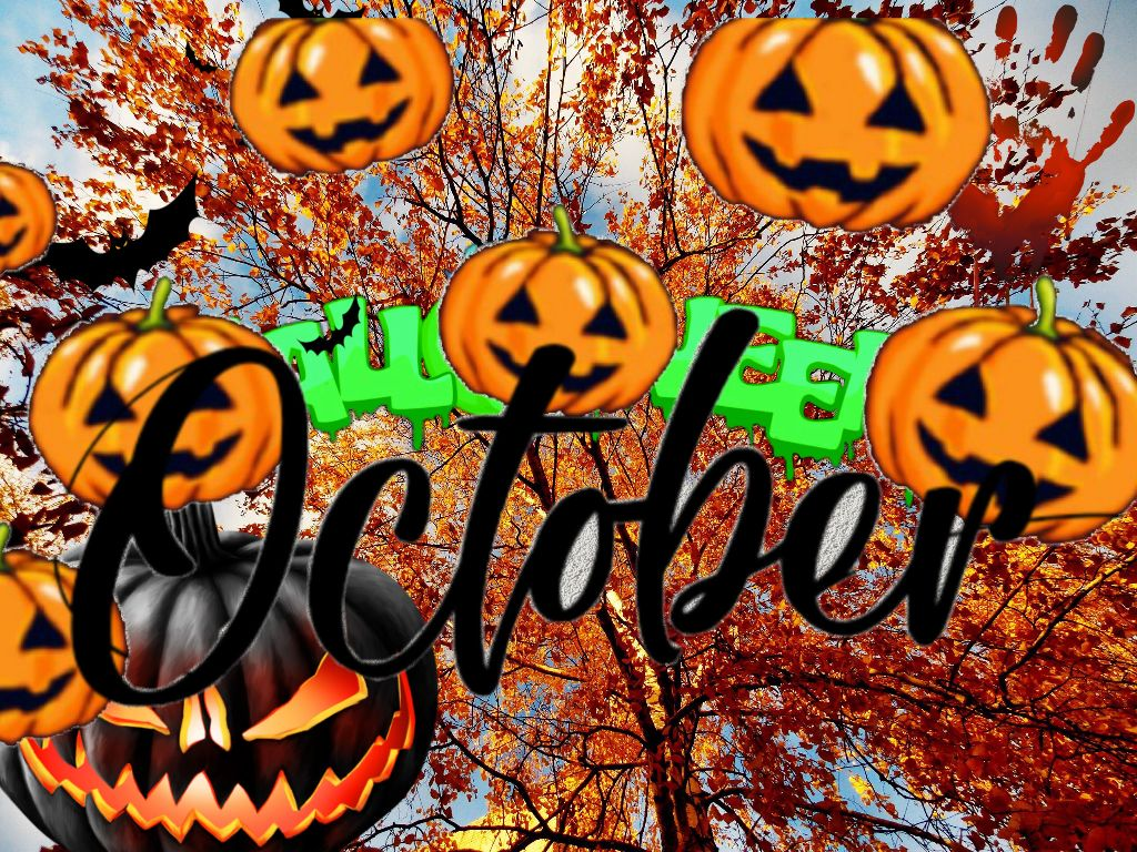 Its almost halloween #freetoedit