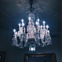 chandelier chic (null) bluehour