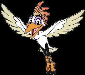 ono thelionking thelionguard egret disney freetoedit