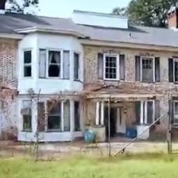 oldvilla creepy huntedhouse huntedplace