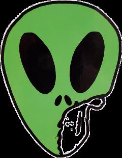 scaliens aliens alien alieno green freetoedit