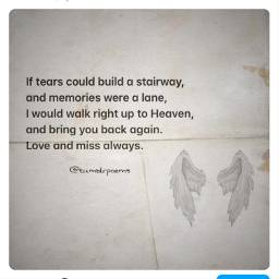 wings grandpa missyou quotes