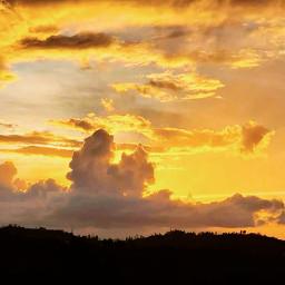 freetoedit sunset skylover naturephotography