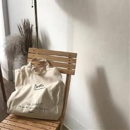 aesthetic beige beigeaesthetic bag chairdesign