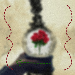 comingsoon roses redrose snowglobe seasons freetoedit