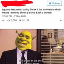 ok sherk period woman office