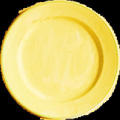 plate freetoedit simplyyellow