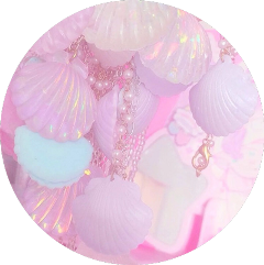 shell aesthetic pink cute kawaii freetoedit