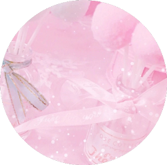 pink pinkcircle aesthetic glitter bows freetoedit