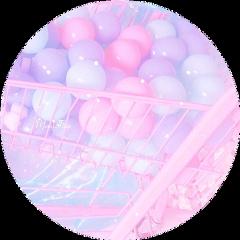 cute aesthetic pink purple blue freetoedit