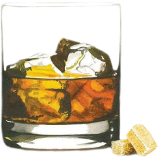 whisky alcohol licor hielo ice stickersfreetoedit freetoedit