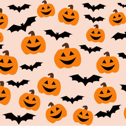 pumpkin halloween background backgrounds freetoedit