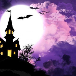 halloween october background picsart moodboard freetoedit
