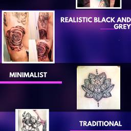infographic tattoo tattoos tattooed tattooing freetoedit