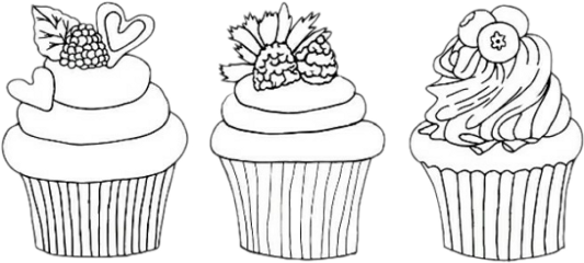 muffins @chiquitacruz freetoedit cupcakes