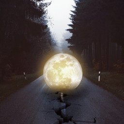 freetoedit edit remix moon woods