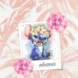 stitch disney ohana disneystitch lilo&stich freetoedit