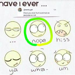 freetoedit question answer emoji emojis