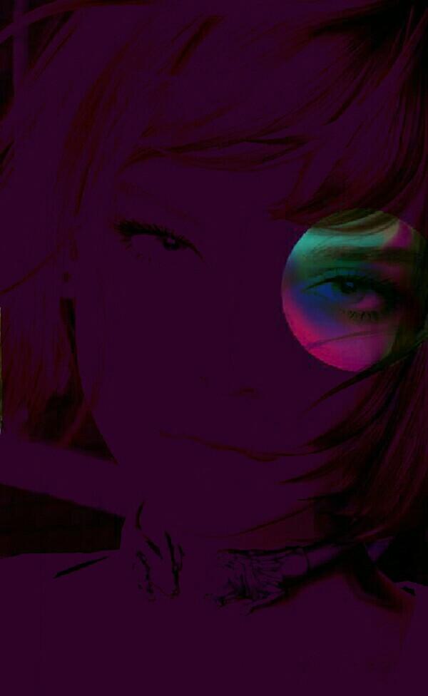 Badass Lass  #freetoedit #potrait #people #girl #girls #woman #lass #badass #cool #aesthetic #dark