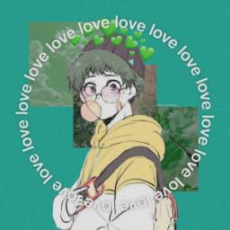 freetoedit mha anime midoriyaizuku deku