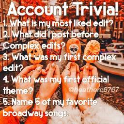 3k trivia accounttrivia
